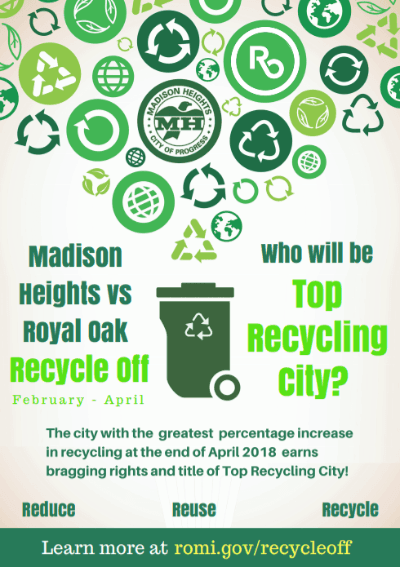 Recycle Off Poster