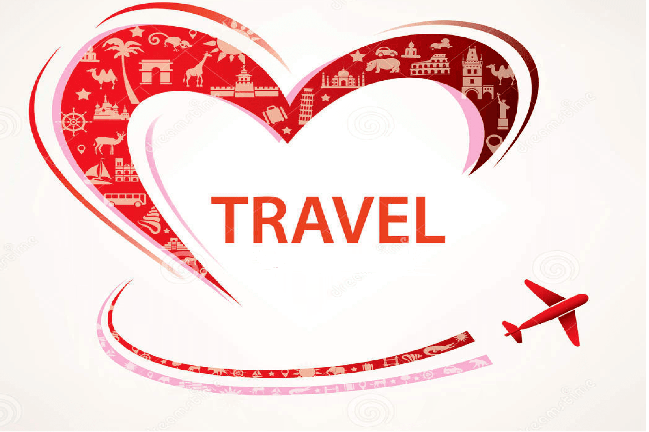 Travel-heart